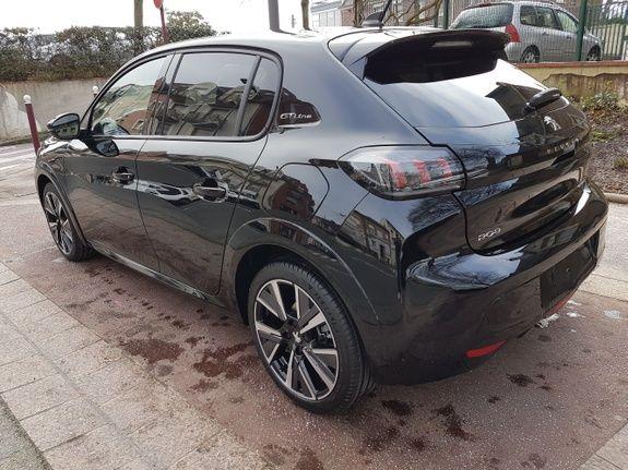 Mandataire auto Beauvais Haut De France Peugeot 208 Gtline Puretech Hdi