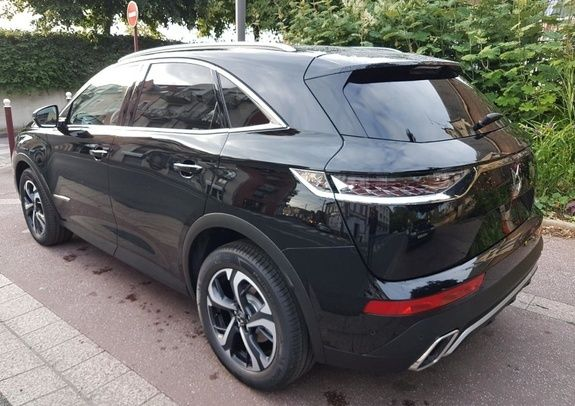 Mandataire auto Beauvais Picardie DS7 Crossback So Chic Grand Chic Performance Line Puretech Hdi 3