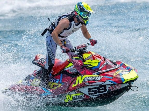 JVRACING BRP CAN-AM SEADOO MONTPELLIER