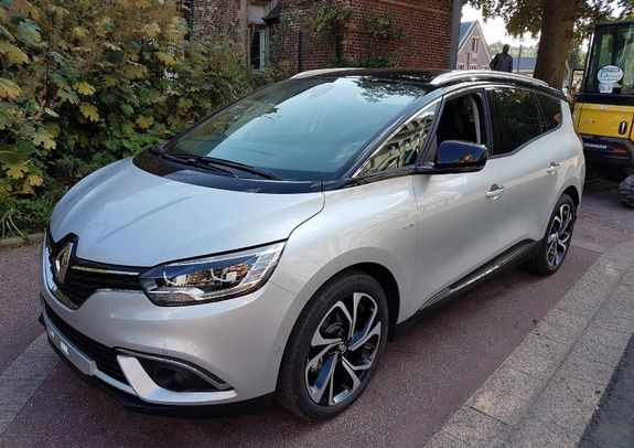 mandataire auto Beauvais Picardie Renault Grand Scenic Bose Tce